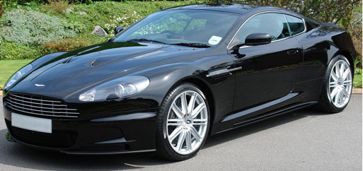 Aston Martin After Mobile Car Valet Leeds